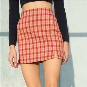Brand new John galt/Brandy Melville skirt